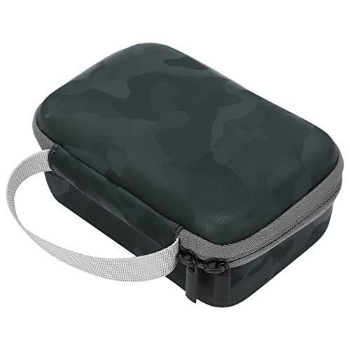 Paquete de Seguridad Caja de Almacenamiento de Nailon con Cierre de Cremallera Caja de protección de Carcasa Dura, para Disparos al Aire Libre, para Hombres y(Host Package)