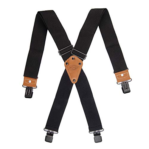Dickies Men's Industrial Strength X-Back Adjustable Suspender