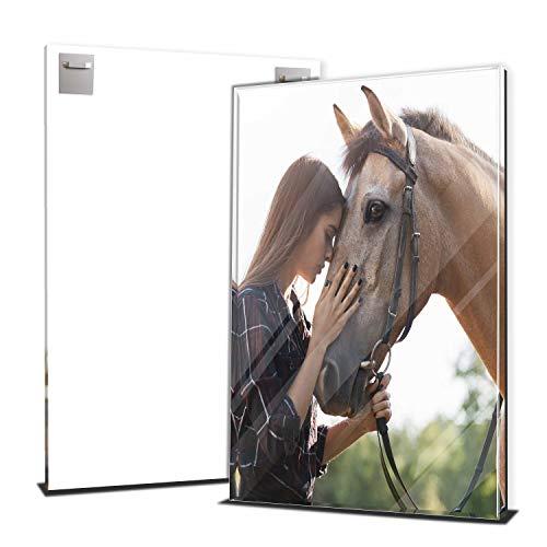 wandmotiv24 Ihr Foto auf Acrylglas 60 x 90 cm (BxH) - Hochformat - Acrylglas SOFORT ONLINE VORSCHAU, personalisiertes Wandbild, Acrylbild, Glas Bild gestalten, personalisierte Foto-Geschenke