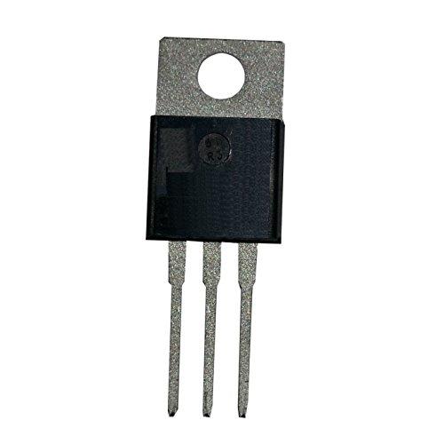 REFURBISHHOUSE 20x L7805CV L'7805 TO - 220 Regulador de voltaje STMicroelectronics negro