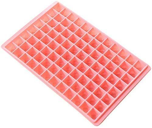 HTL Qualité Alimentaire Moule À Glace Plateau de Qualité Alimentaire Silicone Glace Plateau de Fruits Ice Cube Maker Creative Petit Diy Ice Cube Moule