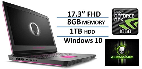 Comparison of Alienware 17 vs ASUS ZenBook Pro (UX550VE-XH76T)