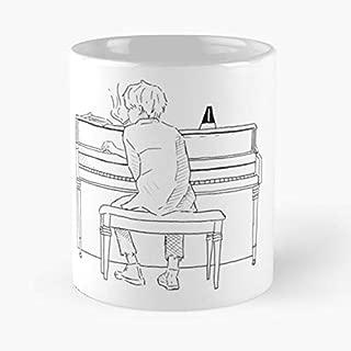 Yoongi Suga First Love Highlight Reel - Morning Coffee Mug Ceramic Novelty Holiday