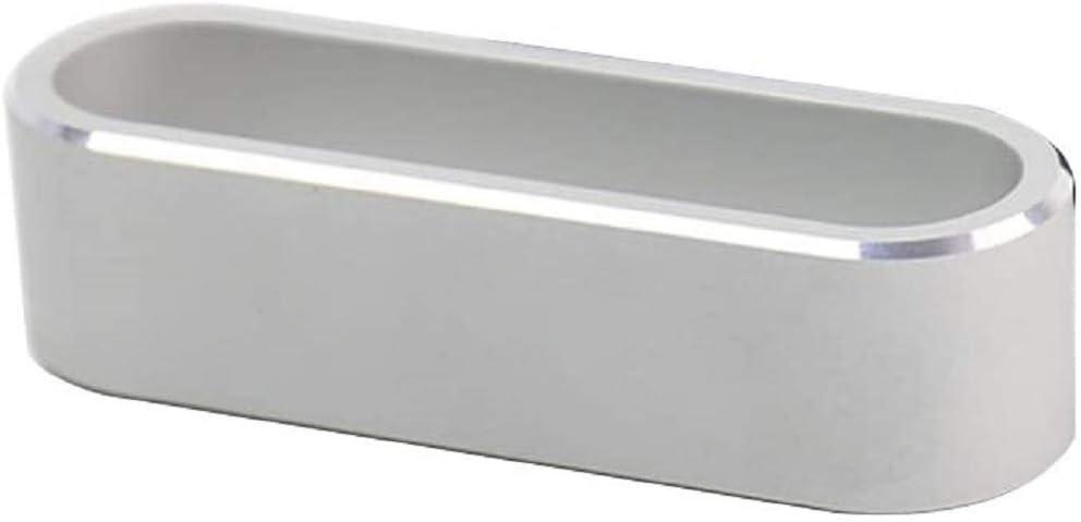 Schwarz F/ülleMore Aluminium Visitenkartenhalter 5mm dick Visitenkartenst/änder Business Namenskarten Display 30mm hochkant Kartenhalter B/üro Schreibtisch Organizer 110x30x30mm