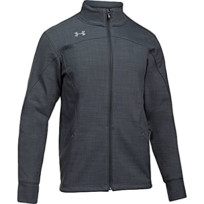 Under Armour Men's UA Barrage Softshell Jacket (Small, Stealth Gray)