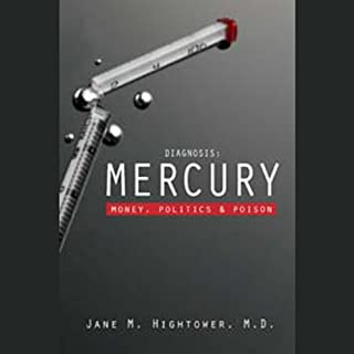 Diagnosis: Mercury audiobook cover art