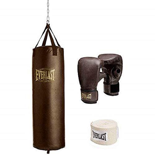 Everlast Traditional Heavy Bag kit 100