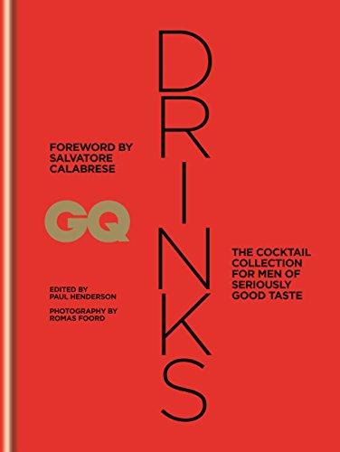 GQ Drinks: (Special iPad Edition) (English Edition)