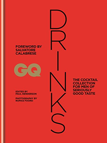GQ Drinks: (Special iPad Edition) (English Edition)