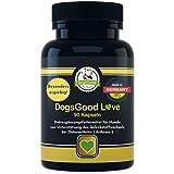 DogsGood Gelenktabletten für Hunde - Hilft bei Arthrose ihres Hundes, mit Grünlippmuschel, MSM,...