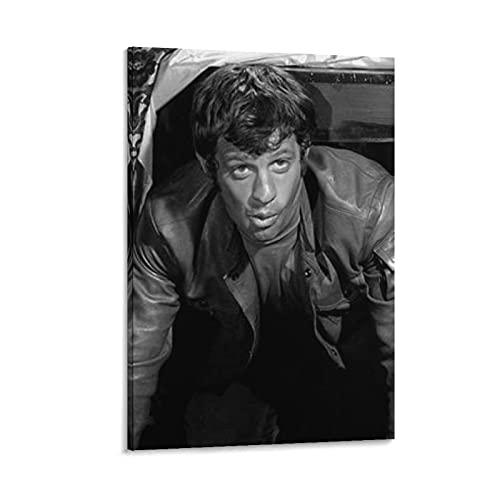Jean-Paul Belmondo 5 poster e stampe moderne da parete su...