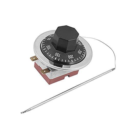 Kontrolle der Ofentemperaturen - TOOGOO(R)50 bis 300 Grad NC Kapillare Temperaturregelung Thermostat Ofen