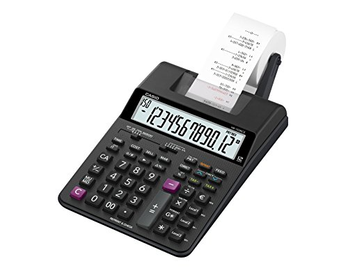 Casio hr150rce + Adapt calculadora...