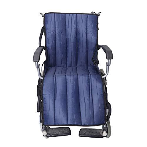 HNYG Patient Lift Stair Slide Board Emergency Evacuation Wheelchair Pad, Wheelchair Transfer Belt Cushion,Medical Lift Sling Transfer Board for Elderly and Handicap, Foldable