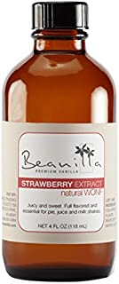 Strawberry Extract - 4 fl oz