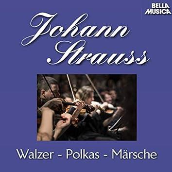 Strauss Sohn: Walzer - Polkas - Märsche, Vol. 3