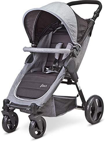 TERO-585 silla de paseo FOUR Negro