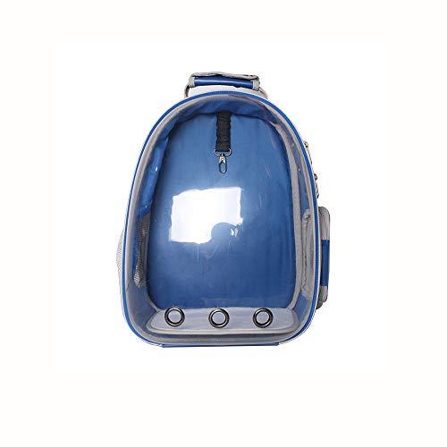 WY draagtas voor huisdieren, schoudertas voor de zomer, met ruime capsule voor huisdieren, B, random color