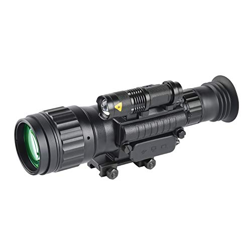 Day/Night Colorful Digital Night Vision Scope w/Video rec in HD 1080p
