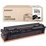 Ziprint W2210A - Tóner compatible con HP 207A para HP Color LaserJet Pro M255dw MFP M282nw M283cdw M283fdw (1 negro)