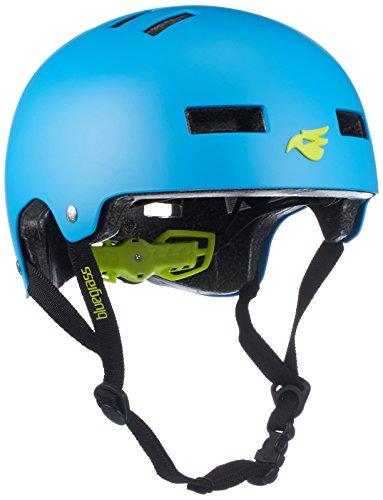 Bluegrass Helm Super Bold,Matt Cyan, 60-62 cm