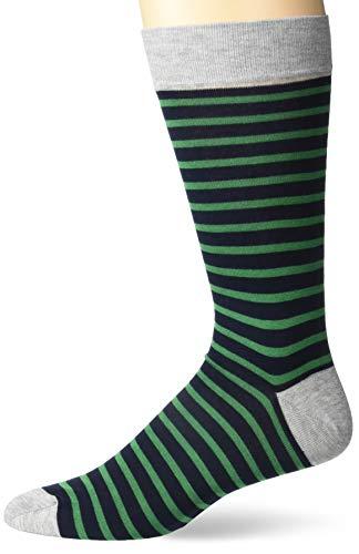 Zanella Socks Sock, 003 NAVY/GREEN, 10-13