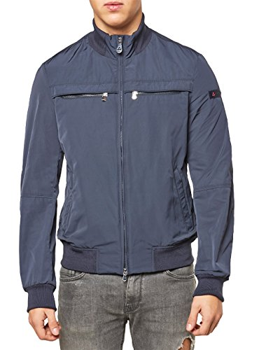 PEUTEREY Herren Sands GB Jacke, Blau (Blau 215), Medium (M)