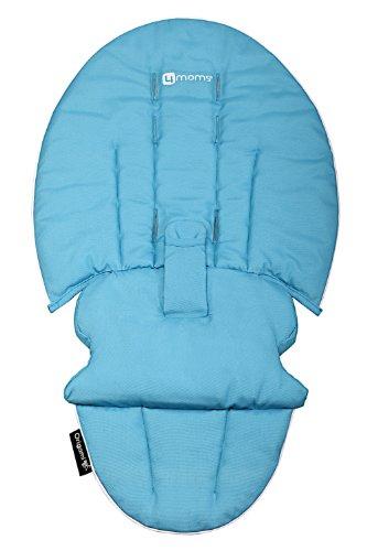 4moms 2000217 Stoffbezug für origami Kinderwagen, blau