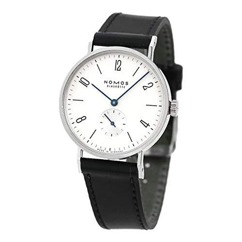 [ノモス] NOMOS 腕時計 タンジェント 手巻き TN1A1W1 メンズ シルバー×ブラック NOMOS-101 [並行輸入品]