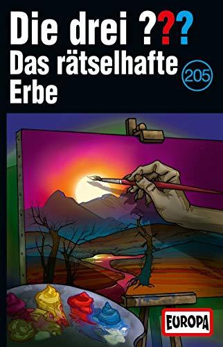 205/das Rätselhafte Erbe [Musikkassette] [Musikkassette]