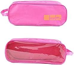 Haotfire Shoe Bags,Portable Oxford Travel Shoe Waterproof Bags with Zipper Closur For Men & Women