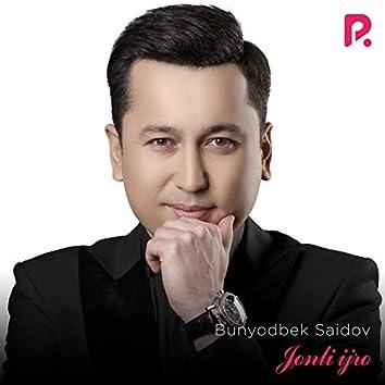 Jonli Ijro (Live)