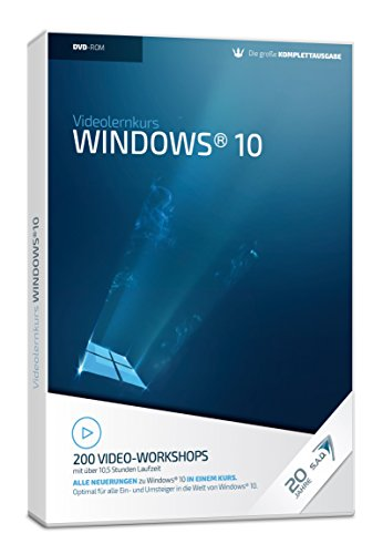 S.A.D Videolernkurs Windows 10