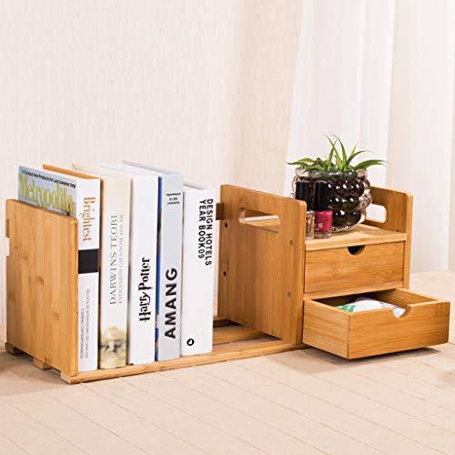 Bureau Petite étagère, étagère de Table Rack étudiant Bureau Petite étagère Bureau Rangement,D