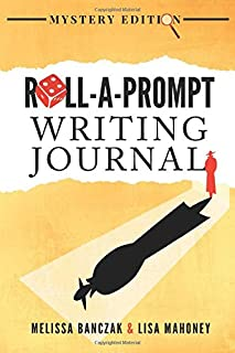 Sponsored Ad - Roll-A-Prompt Writing Journal: Mystery Edition