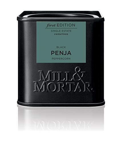 Mill & Mortar Schwarzer Penja Pfeffer aus Kamerun ganz - 50 g