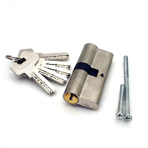 Sicherheitstürzylinder 70mm (35/35) mit Schlüssel Schloss Zylinder