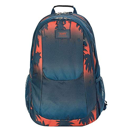 Totto Unisex_Adult Morral Krimmler Daypack, Printing, one size