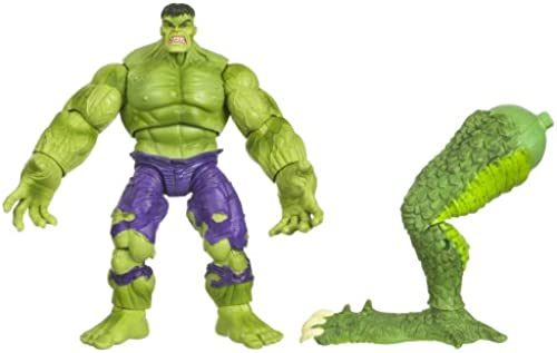 INCrotIBLE HULK LEGENDS BUILD A FIGURE - CLASSIC HULK by Hasbro