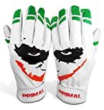 Primal Baseball Smiley Baseball Batting Gloves (Large)
