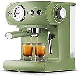 LXYZ Espressomaschine, Kaffeemaschine, Kaffeemaschine Halbautomatische 19Bar elektrische Espressomaschine, Haushalts- und gewerbliche halbautomatische Dampfschäumung