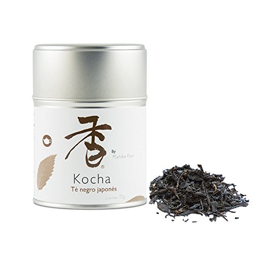 Matcha Kaori Té Negro Japones, 70 g