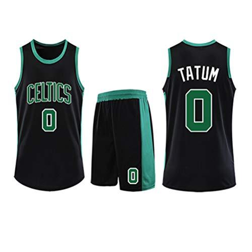 Boston Celtics Jayson Tatum # 0 Jersey Pantalones