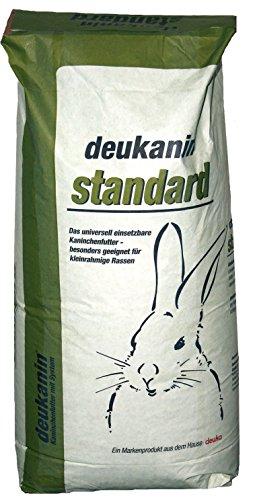 GS deukanin Standard Kaninchenfutter für klein- und mittelrahmige Rassen