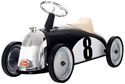 Baghera - Coche Rider, Color Negro (836)