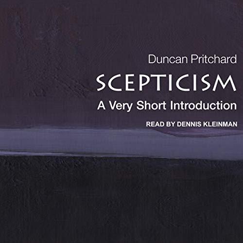 Scepticism cover art