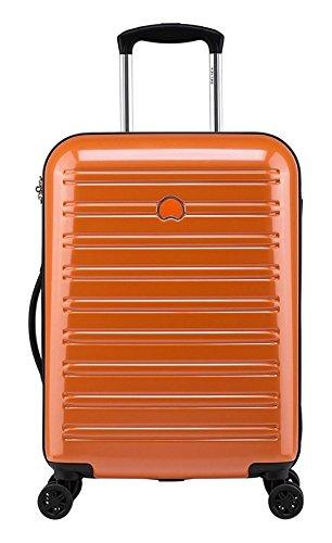 DELSEY Paris Segur - Maleta de 70 cm, Naranja (Naranja) - 00203882025