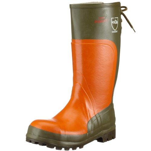 Nora Forst 75600, Unisex - Erwachsene Gummistiefel, Orange (Orange 85), EU 45
