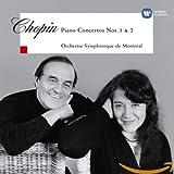 Chopin: Piano Concertos Nos. 1 & 2 / Dutoit, Argerich