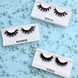 Jlash False Eyelashes - Faux Mink Lash (Monroe)